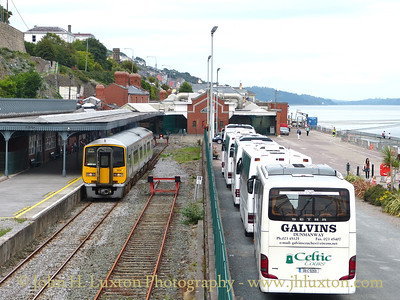 Cóbh Station, Cóbh, County Cork, Eire - August 27, 2013