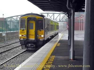 Cóbh Station, Cóbh, County Cork, Eire - April 15, 2009