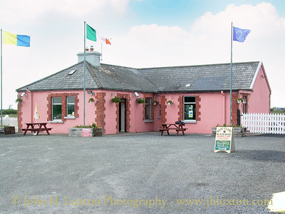West Clare Railway, Moyasta Junction, County Clare, Eire - May 27, 2003