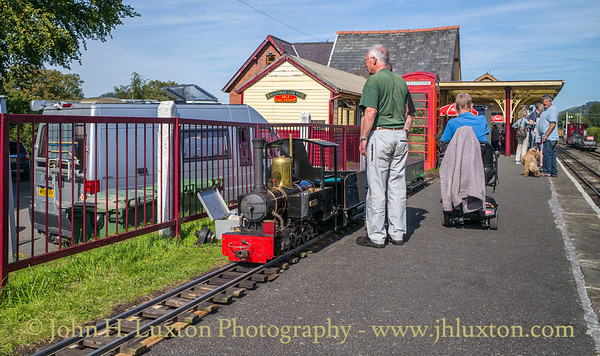 Bala Lake Railway - August 24, 2019
