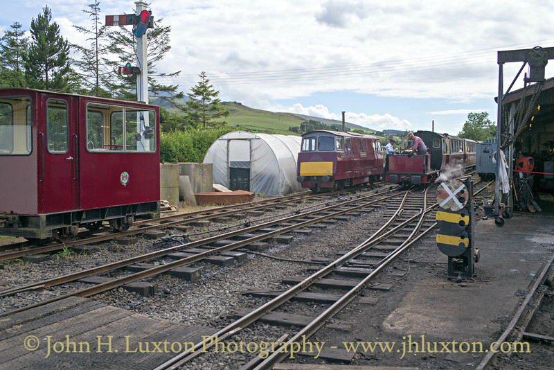 Bala Lake Railway - July 08, 2017