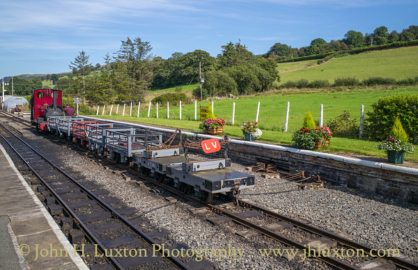 Bala Lake Railway - August 24, 2019