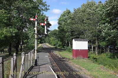Bala Lake Railway - August 06, 2014