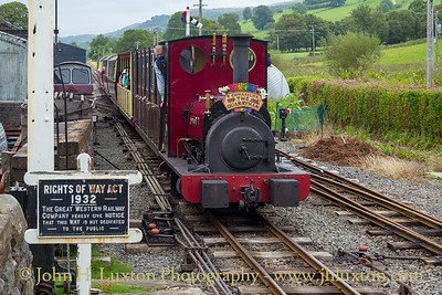 Bala Lake Railway - August 06, 2019