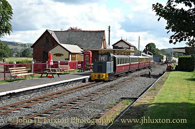 Bala Lake Railway - August 07, 2014