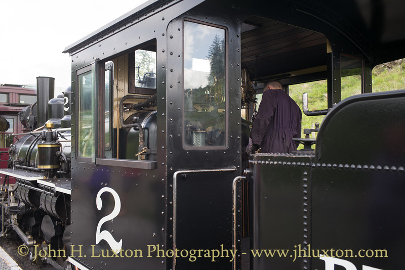 Brecon Mountain Railway - June 01, 2017