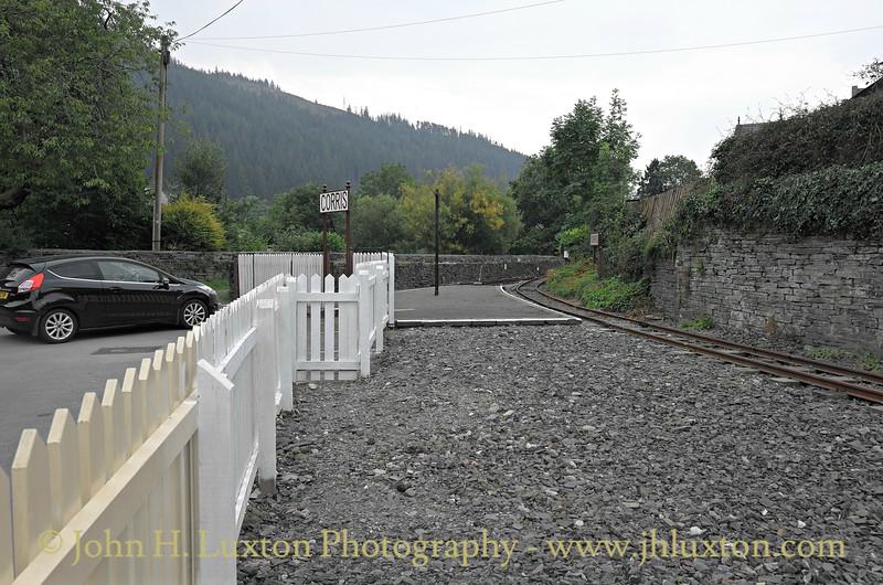 The Corris Railway - August 18, 2016