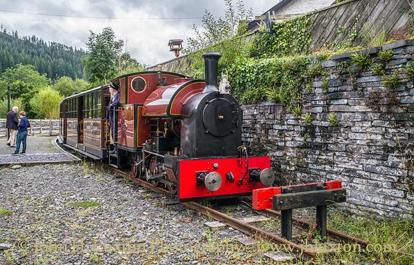 The Corris Railway - August 11, 2019