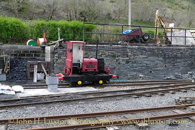 The Corris Railway - May 05, 2013