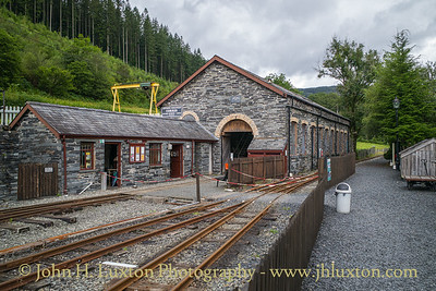 The Corris Railway - August 11, 2019