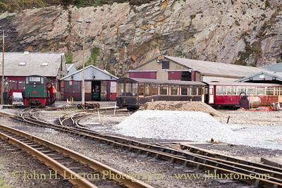 Ffestiniog Railway - February 16, 2018