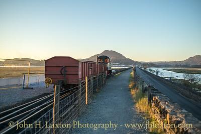 Ffestiniog Railway - November 17, 2018