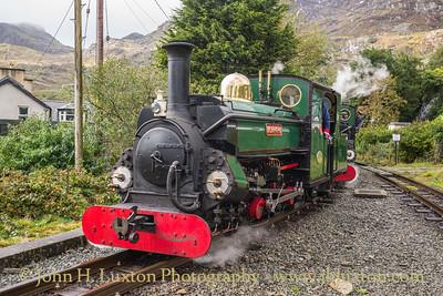Ffestiniog Railway Victorian Weekend October 06, 2019