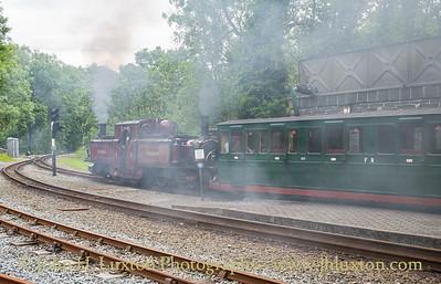 Ffestiniog Railway - June 23, 2019