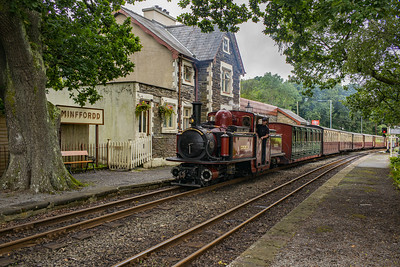 Ffestiniog Railway - August 23, 2019