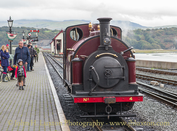 Ffestiniog Railway Victorian Weekend October 05, 2019