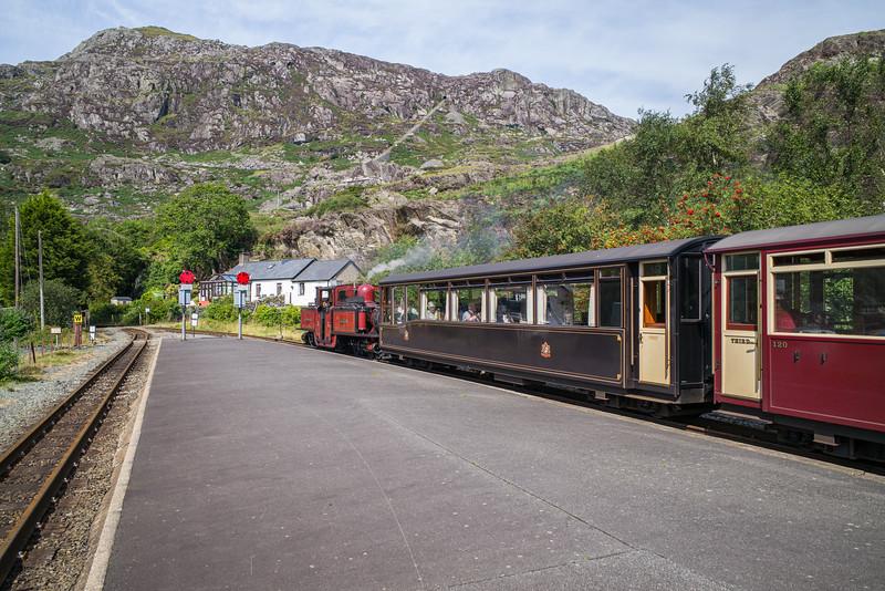 Ffestiniog Railway - August 24, 2019