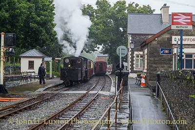 Ffestiniog Railway - Members' Day - July 18, 2020