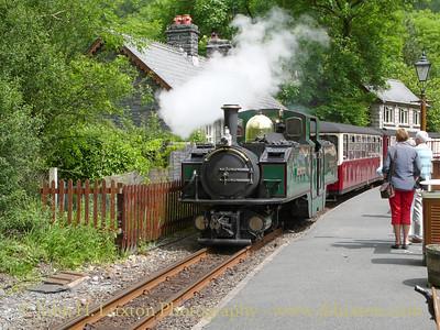 Ffestiniog Railway - June 07, 2008