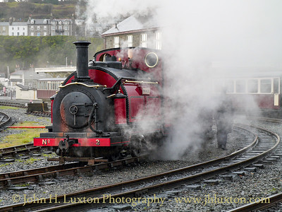 Ffestiniog Railway - February 15, 2010