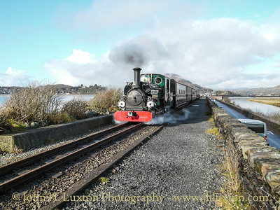 Ffestiniog Railway - February 16, 2010