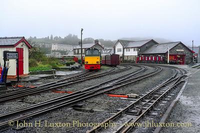 Ffestiniog Railway - April 05, 2011
