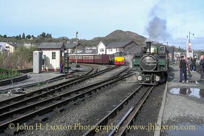 Ffestiniog Railway - April 06, 2011