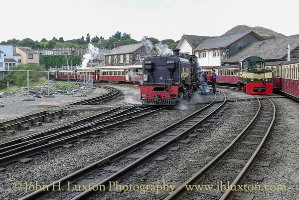 Ffestiniog Railway - August 30, 2012