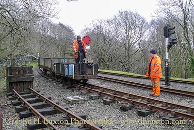 Ffestiniog Railway - February 18, 2014