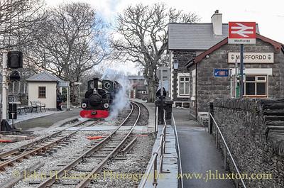 Ffestiniog Railway - February 14, 2015