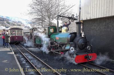 Ffestiniog Railway - February 15, 2015