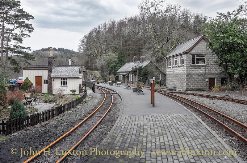 Ffestiniog Railway - February 16, 2016