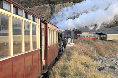 Ffestiniog Railway - February 14, 2016