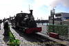 Ffestiniog Railway at Canning Dock - May 04, 2016