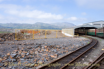 Ffestiniog Railway - May 05, 2018