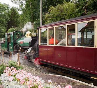 BFfestiniog Railway - August 07, 2018