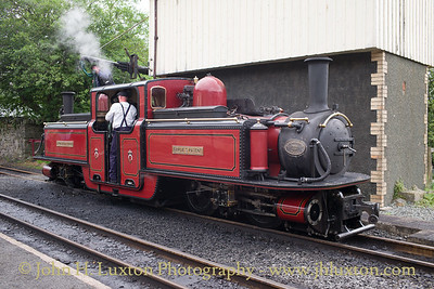 Ffestiniog Railway - August 07, 2018