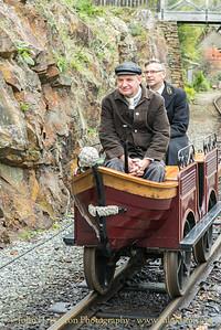 Ffestiniog Railway Victorian Weekend October 07, 2018