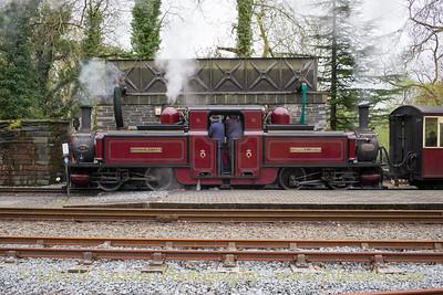 Ffestiniog Railway - May 04, 2018