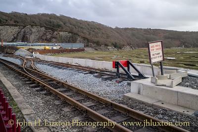 Ffestiniog Railway - February 18, 2019