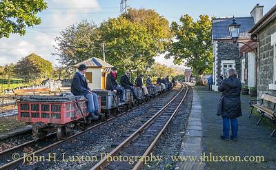 Ffestiniog Railway - Bygones Weekend - October 11, 2020