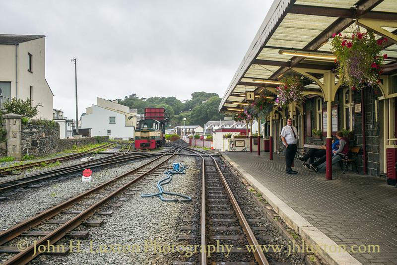 Porthmadog Harbour Station