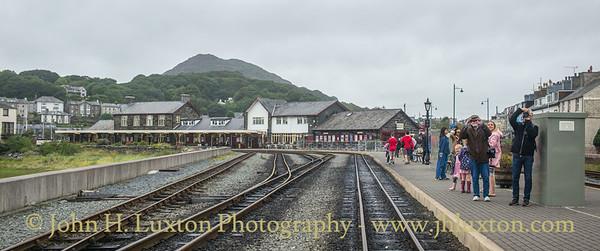 Ffestiniog Railway Journey - August 22, 2019
