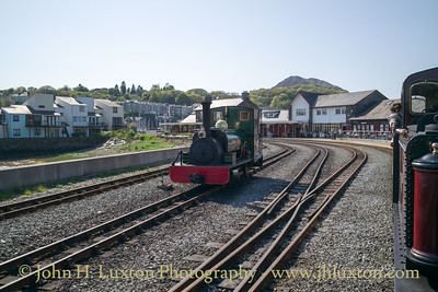 A Ffestiniog Railway Journey in Car 150  - May 06, 2018