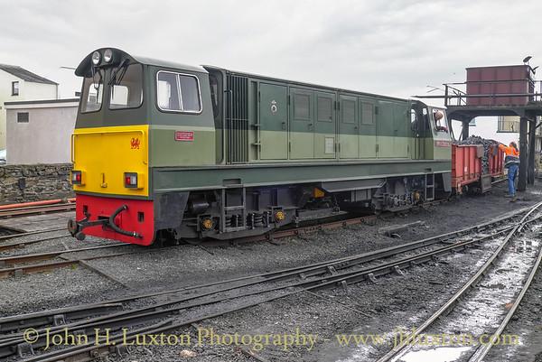 Ffestiniog Railway - April 11, 2013