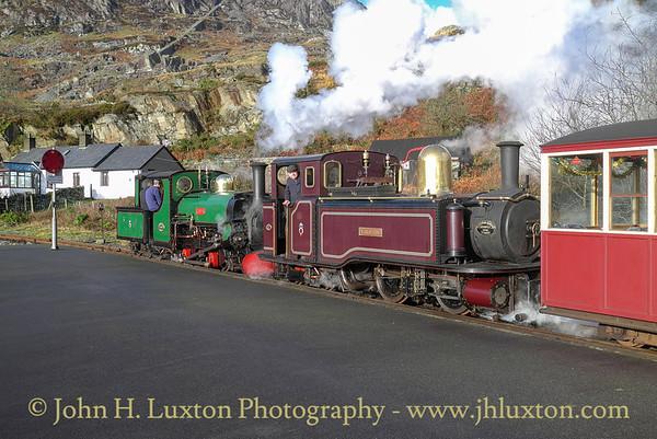 Ffestiniog Railway - December 31, 2013