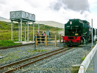 Welsh Highland Railway - August 16, 2006