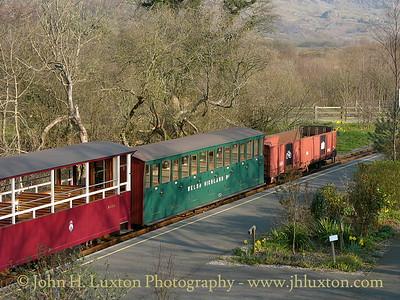 Welsh Highland Railway - April 01, 2007