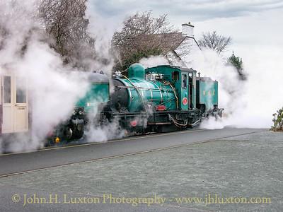 Welsh Highland Railway - January  02, 2006