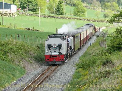Welsh Highland Railway - May 26, 2009